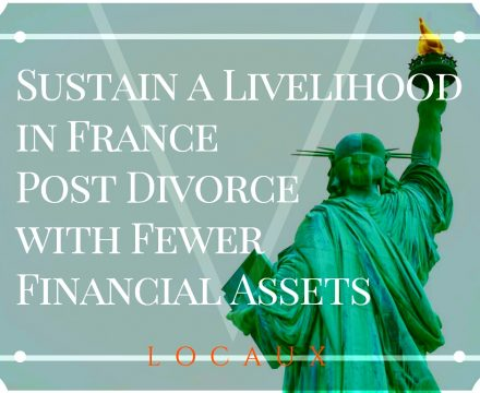 How One Woman Sustains Life in France Post Divorce with Fewer Financial Assets [Interview]