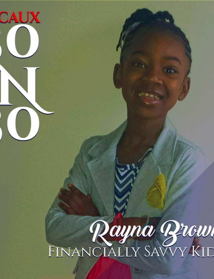 30IN30 | Rayna Brown