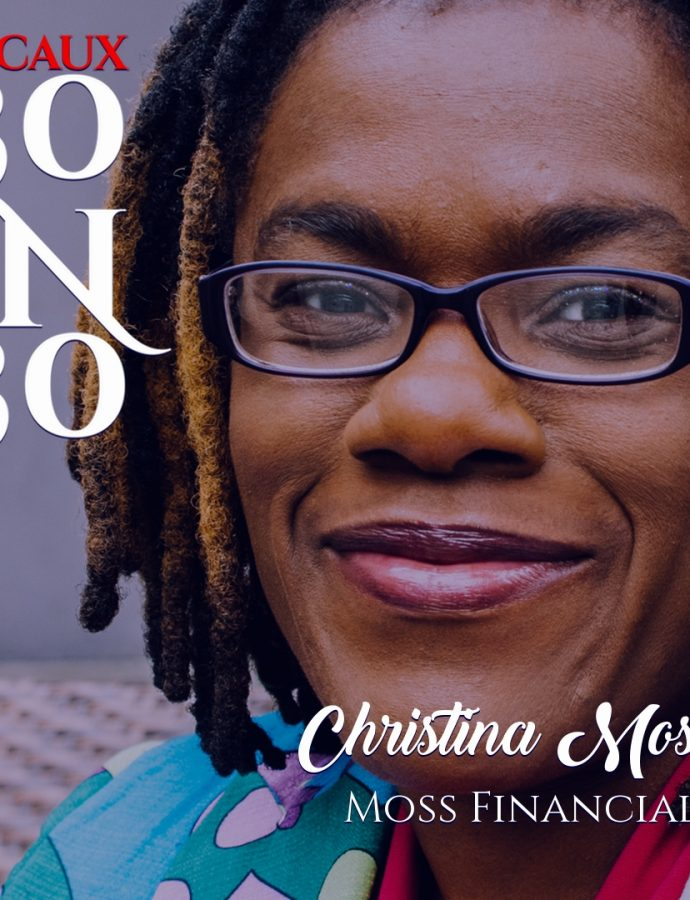 30IN30 | Christina Moss
