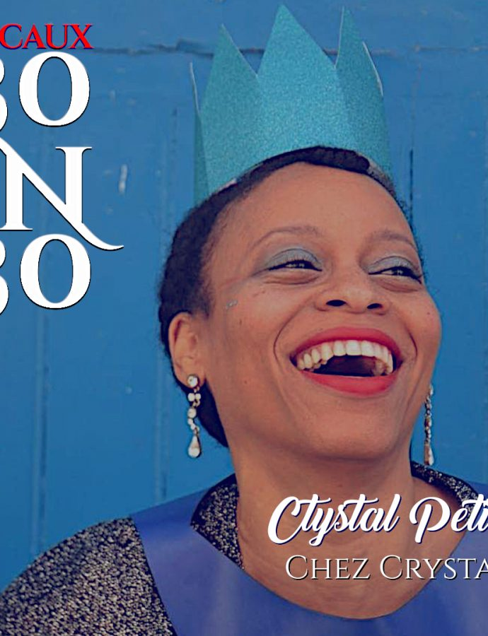 30IN30 | Crystal Petit