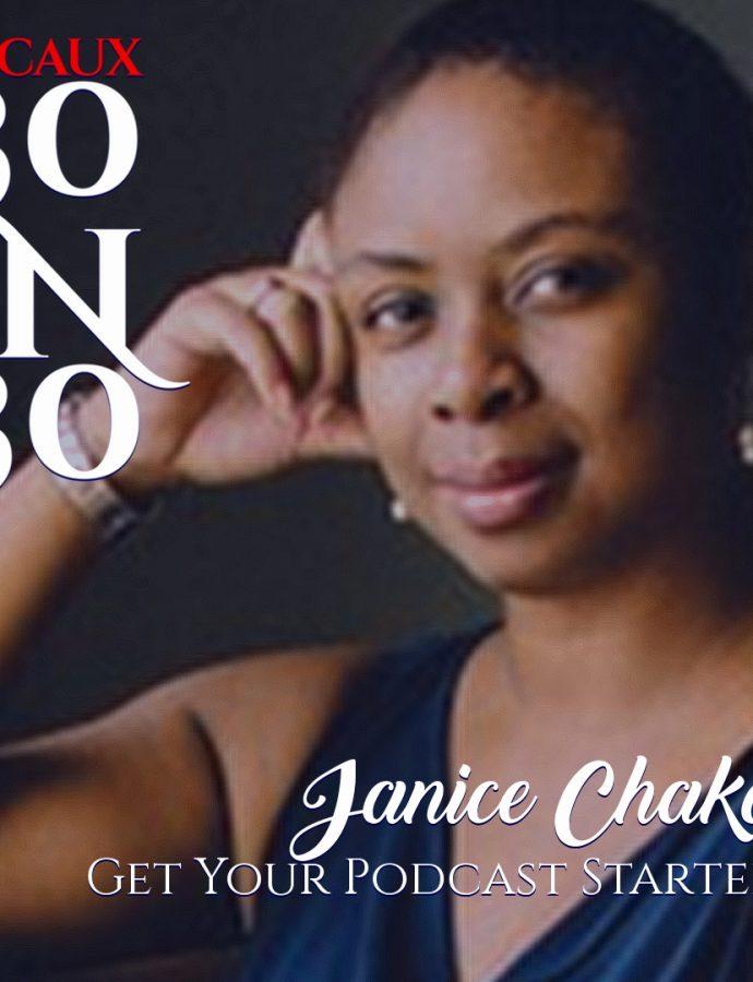 30IN30 | Janice Chaka