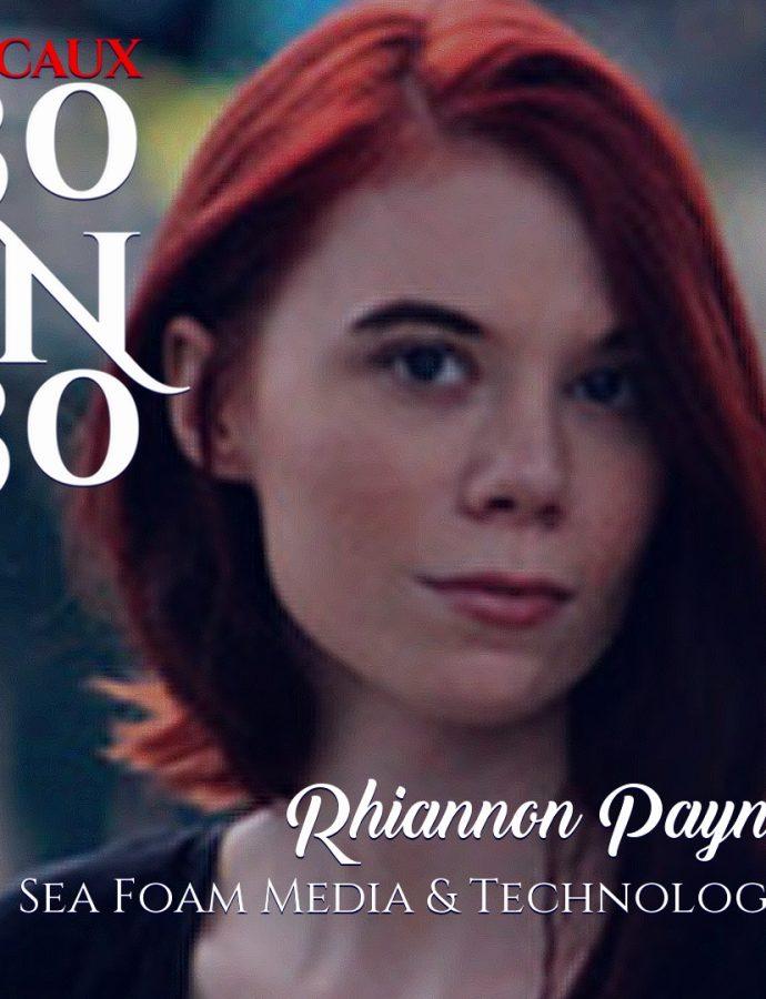 30IN30 | Rhiannon Payne