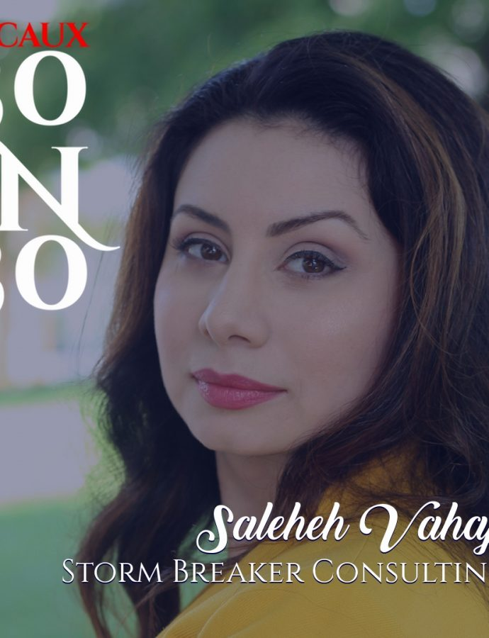 30IN30 | Saleheh Vahaji